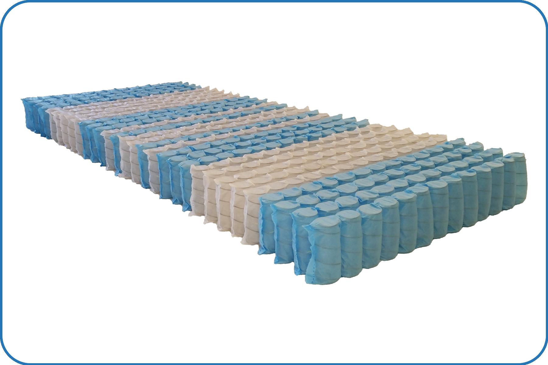 7-Zonen RELAX Matratze SleepPoint.eu 80 90 120 200 Pocket Taschen Orthopädisch